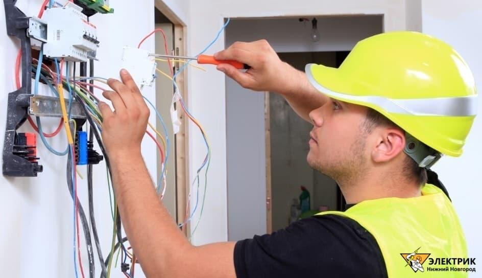 Электрика под ключ в квартире