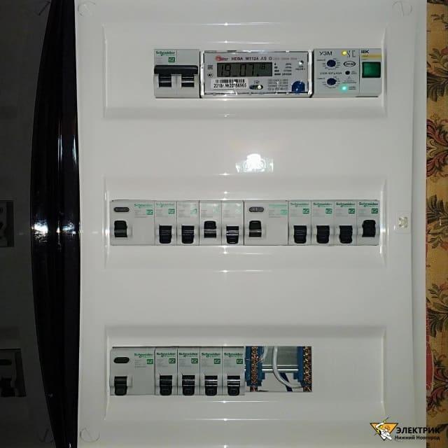 услуги частного электрика