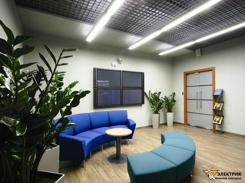 электромонтаж офисов в Нижнем Новгороде